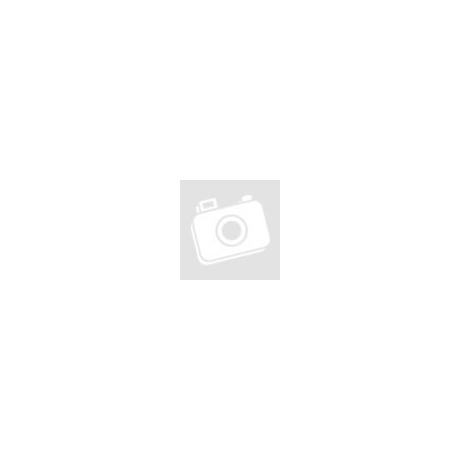 Pamutka Baby - egyszínű kék kombidressz